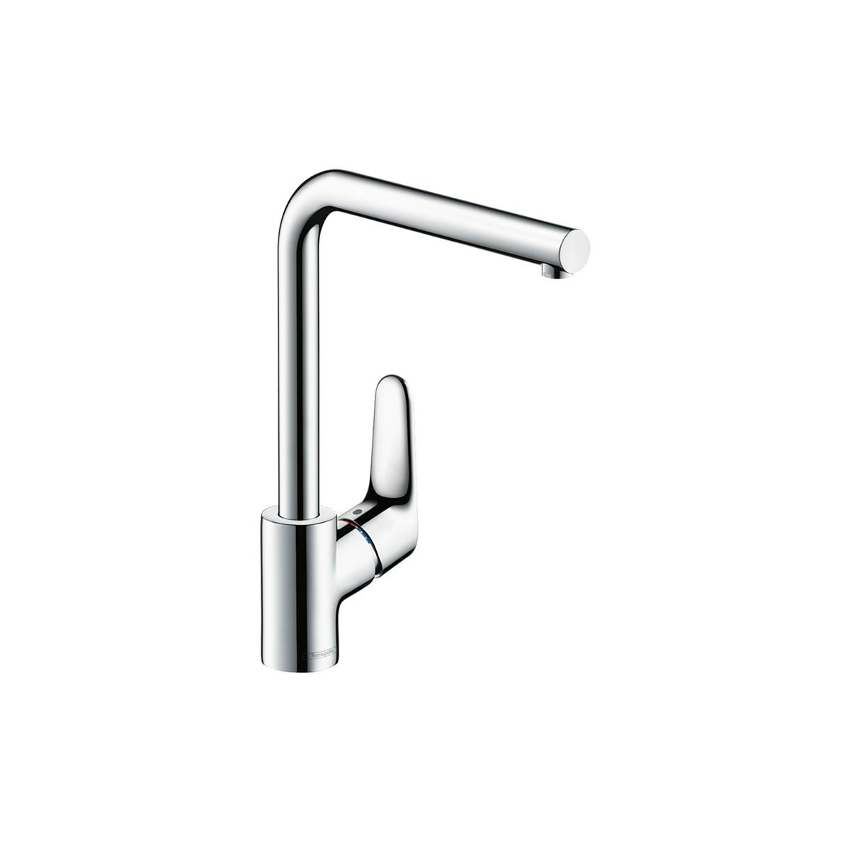 Hansgrohe-Focus-M41-Kitchen-Mixer-280-31817000-Matisse-1