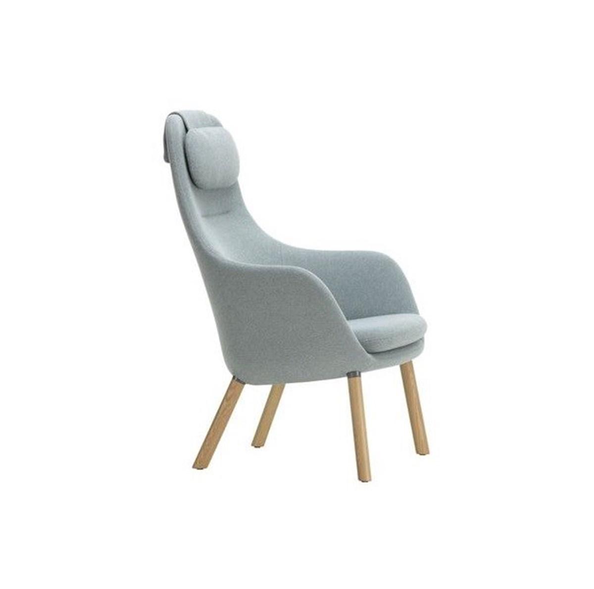 Vitra-Jasper-Morrison-HAL-Lounge-Chair-Matise-1