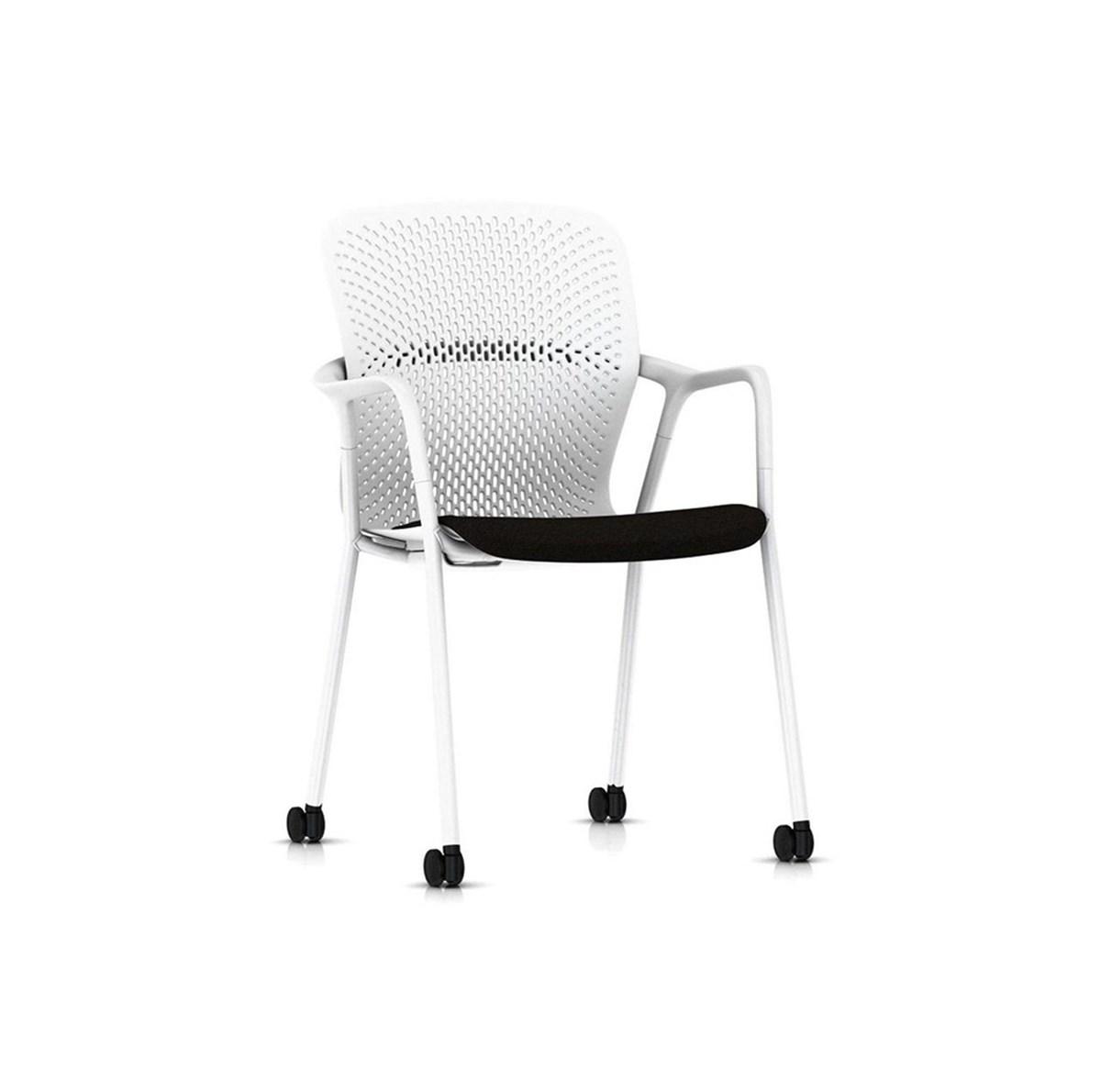 Herman-Miller-forpeople-Keyn-Chair-4-legs/Studio-White-Matisse-1