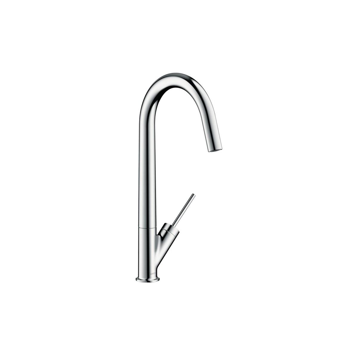 Hansgrohe-Philippe-Starck-AXOR-Starck-Kitchen-Mixer-300-12801000-Matisse-1