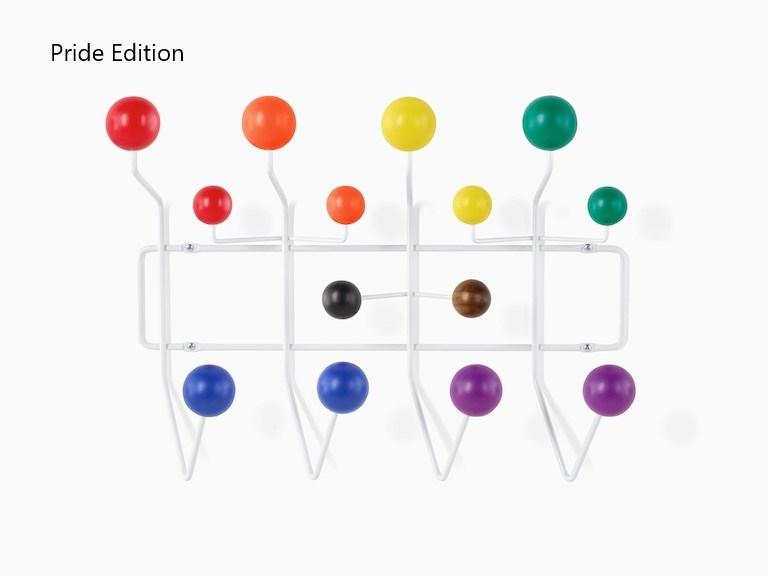 Eames Hang It All Pride Edition