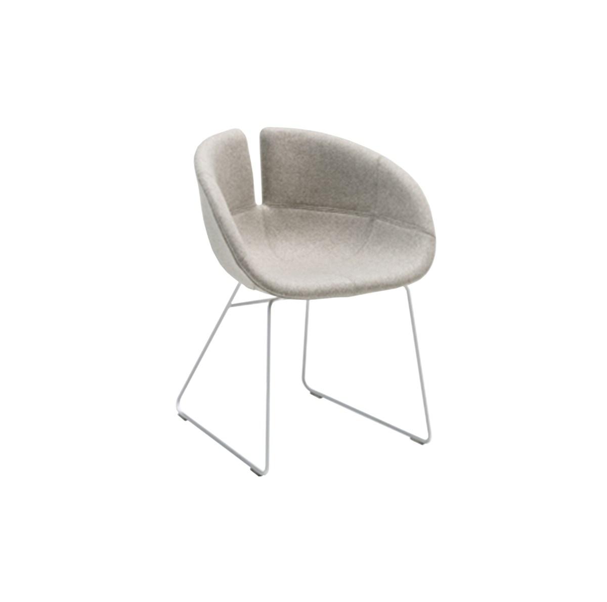 Moroso-Patricia-Urquiola-Fjord-Small-Armchair-Matisse-1