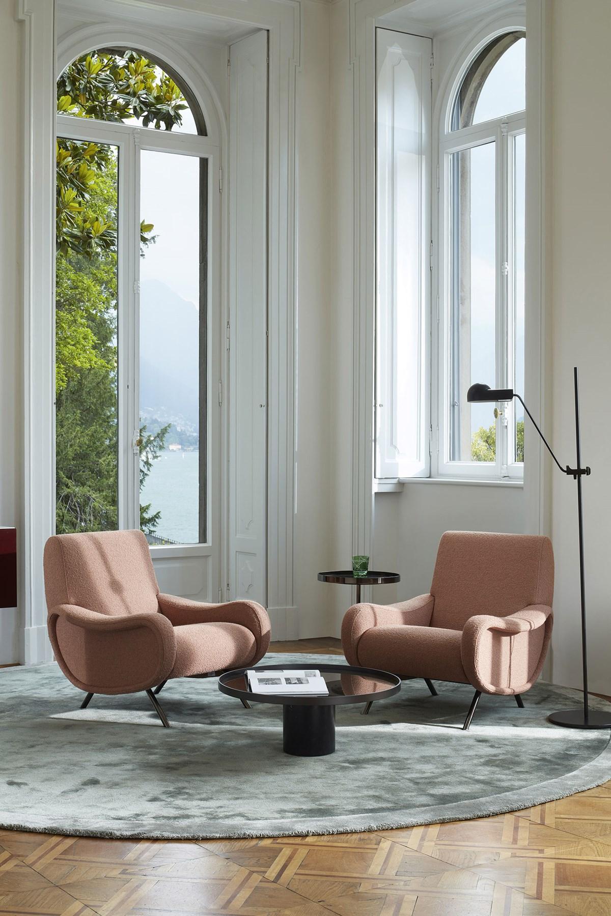 Cassina-Marco-Zanuso-Lady-Armchair-Matisse-4