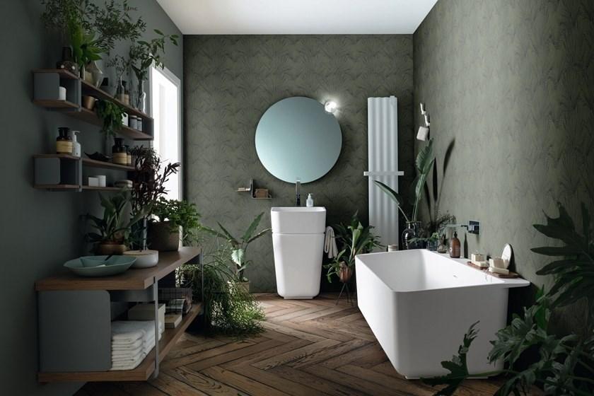 Arblu Arblu Tulip Bath Instu10
