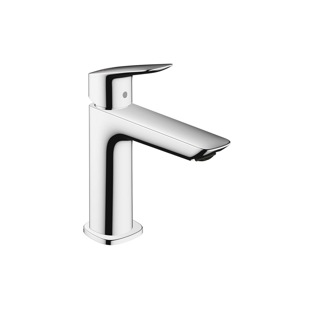 Hansgrohe-Logis-Fine-Basin-Mixer-110-CoolStart-71255000-Matisse-1
