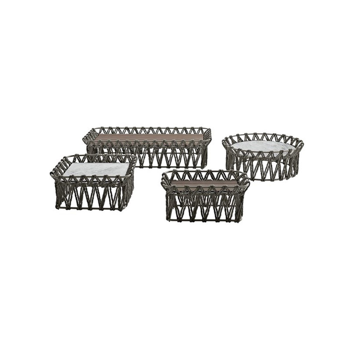 Butterfly Outdoor Small Tables