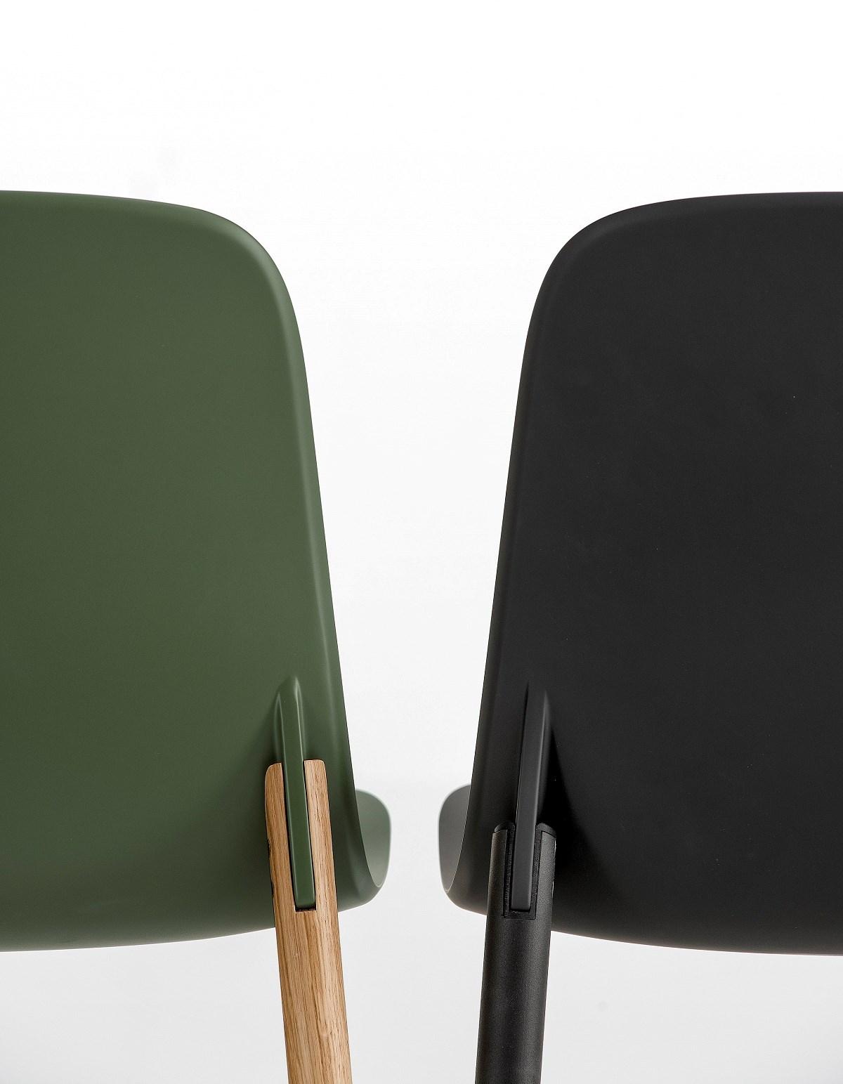 Kristalia Neuland Sharky Chair3