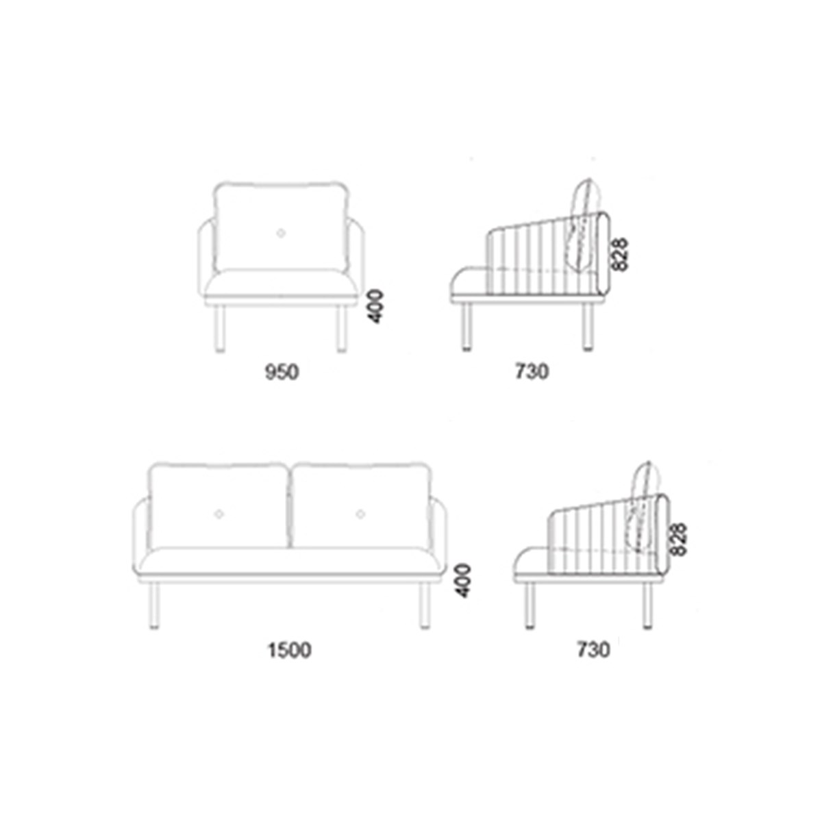 Neospace-Dwell-Sofa-Short-Back-Contract-Matisse-5