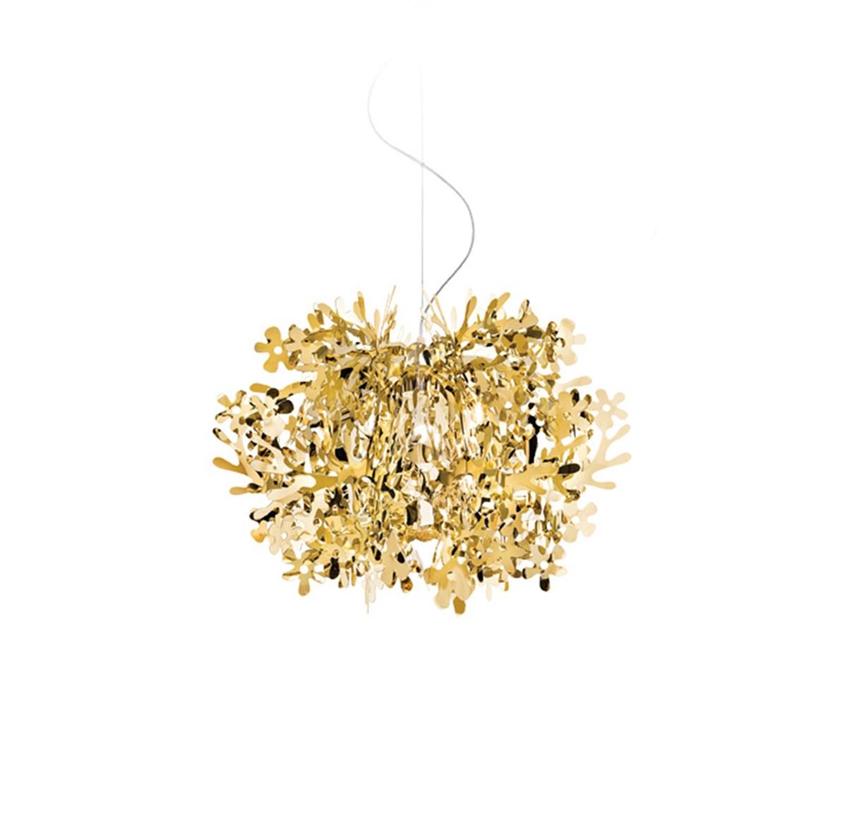 Slamp-Nigel-Coates-Fiorella-Gold-Silver-Copper-Matisse-1