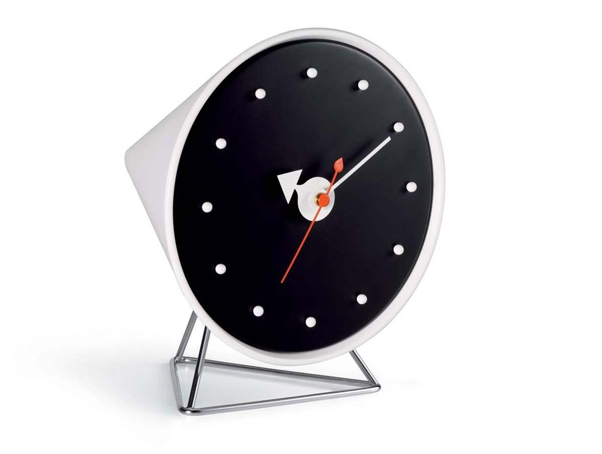 Vitra-George-Nelson-Cone-Clock-Matisse-1