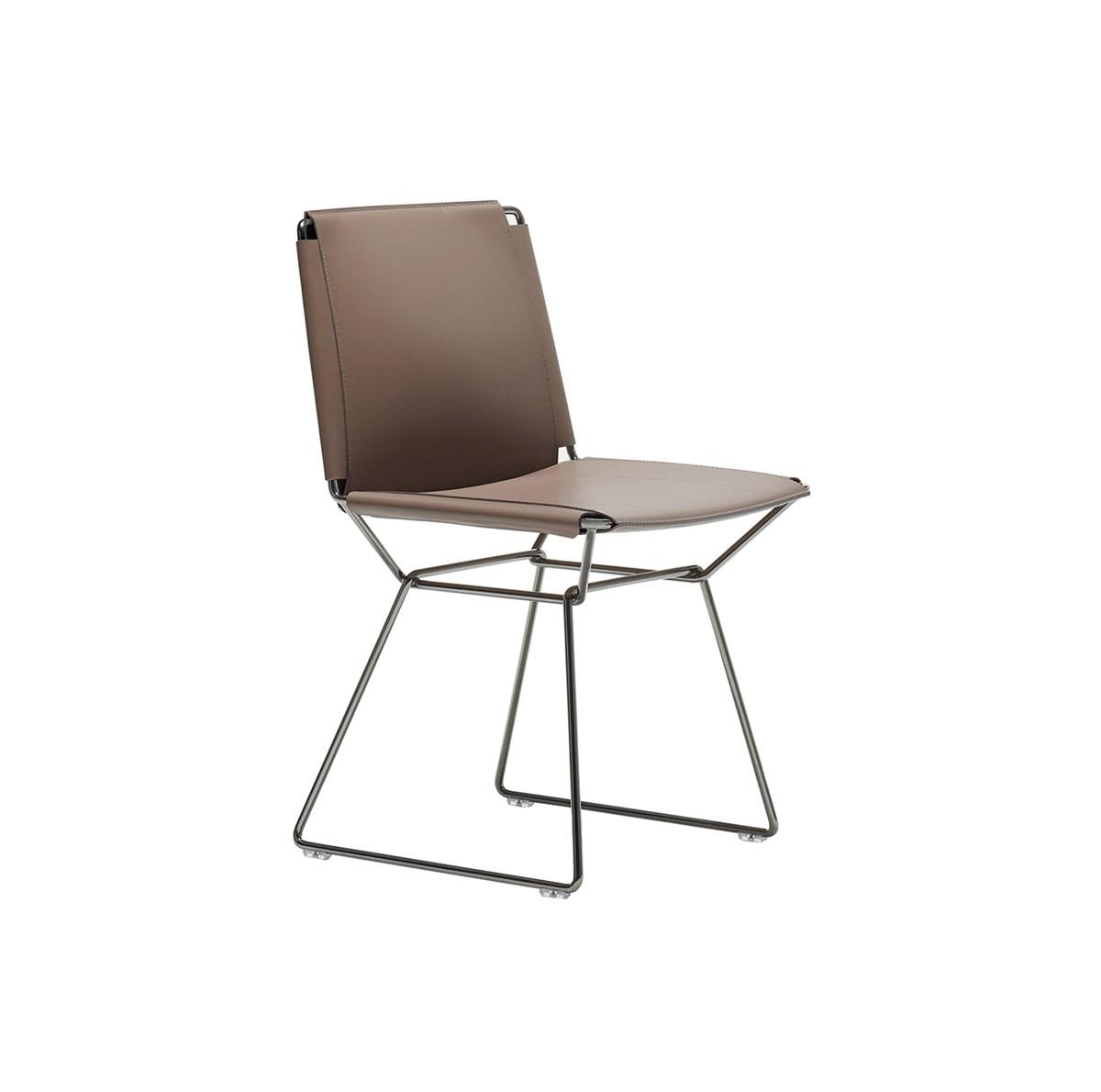 MDF-Italia-Jean-Marie-Massaud-Neil-Leather-Chair-Matisse-1