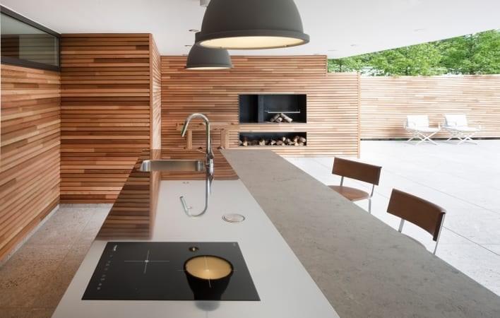Garden Kitchen Design By Arclinea