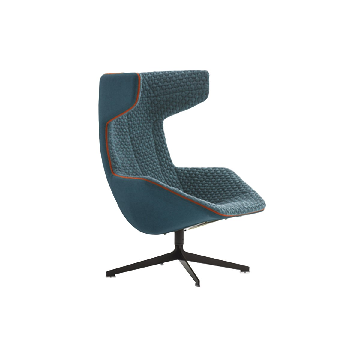 Moroso-Alfredo-Häberli-Take-A-Line-For-A-Walk-Lounge-Chair-Matisse-1