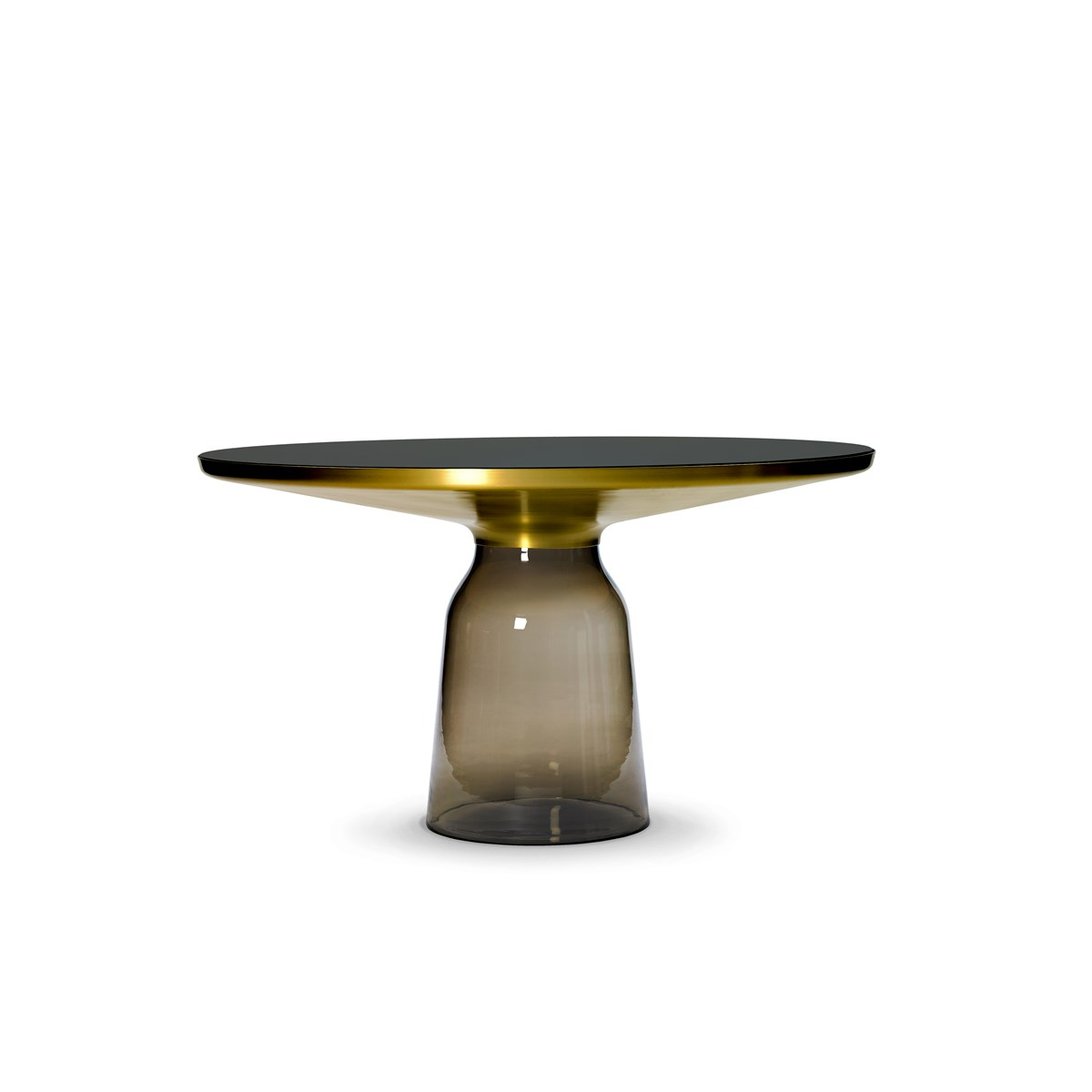 Classicon Bell High Table Smoke Grey