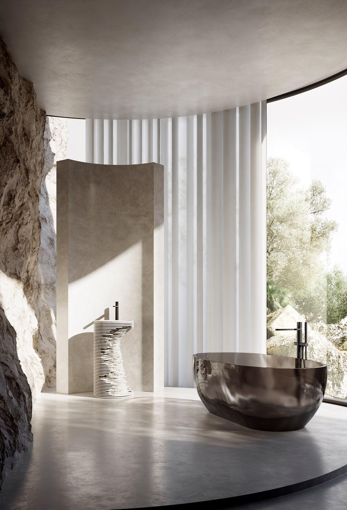 Antoniolupi Reflex Bath