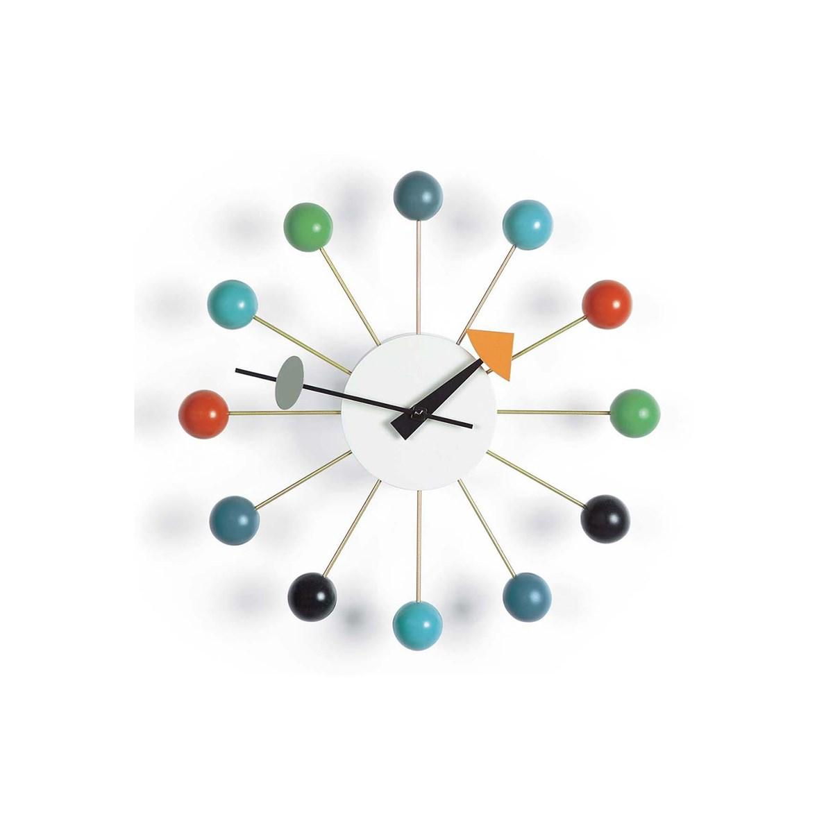 Vitra-George-Nelson-Ball-Clock-Matisse-1