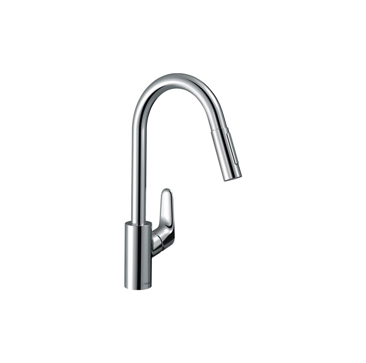 Hansgrohe-Focus-M41-Kitchen-Mixer-240-73880000-Matisse-1