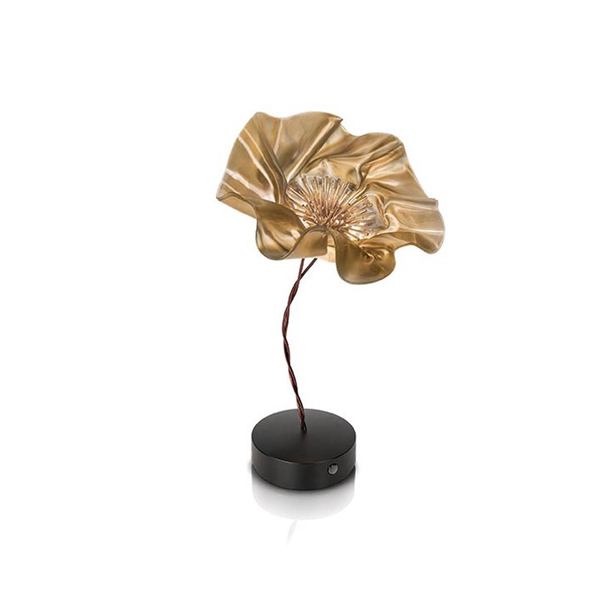 Slamp-Adriano-Rachele-Lafleur-Table-Lamp-Battery-Powered-Matisse-1
