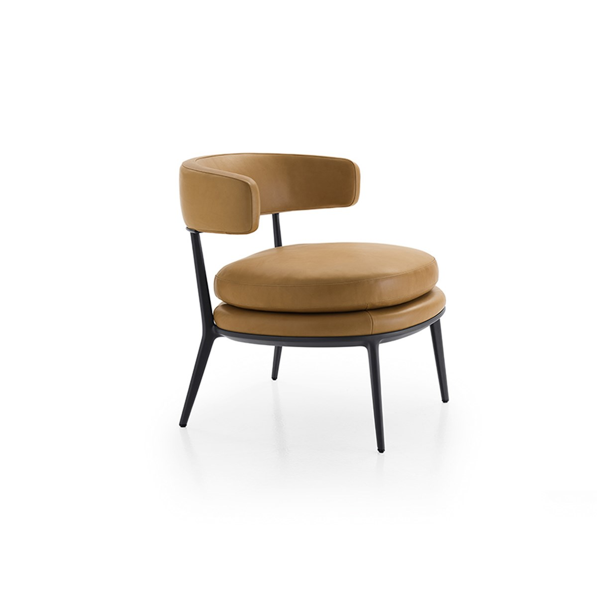 B&B-Italia-Antonio-Citterio-Caratos-Small-Armchair-Matisse-1