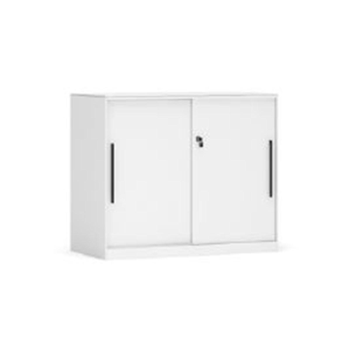 Neospace-Sliding-Door-Cabinet-Short-Matisse-1
