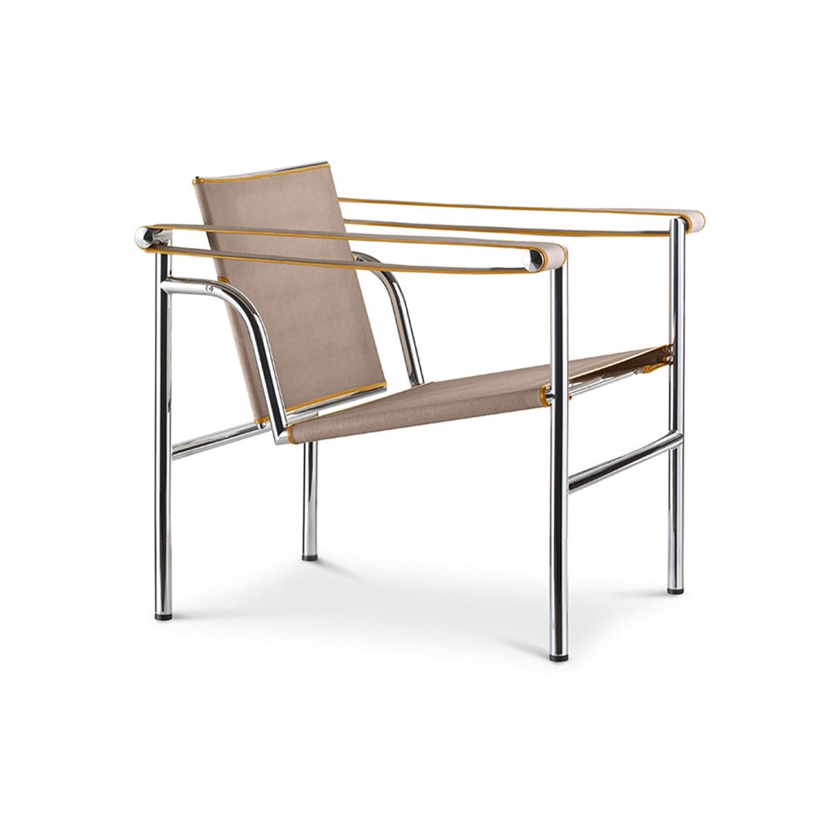 Cassina-Le-Corbusier, Pierre-Jeanneret-Charlotte-Perriand-LC1-UAM-Matisse-1