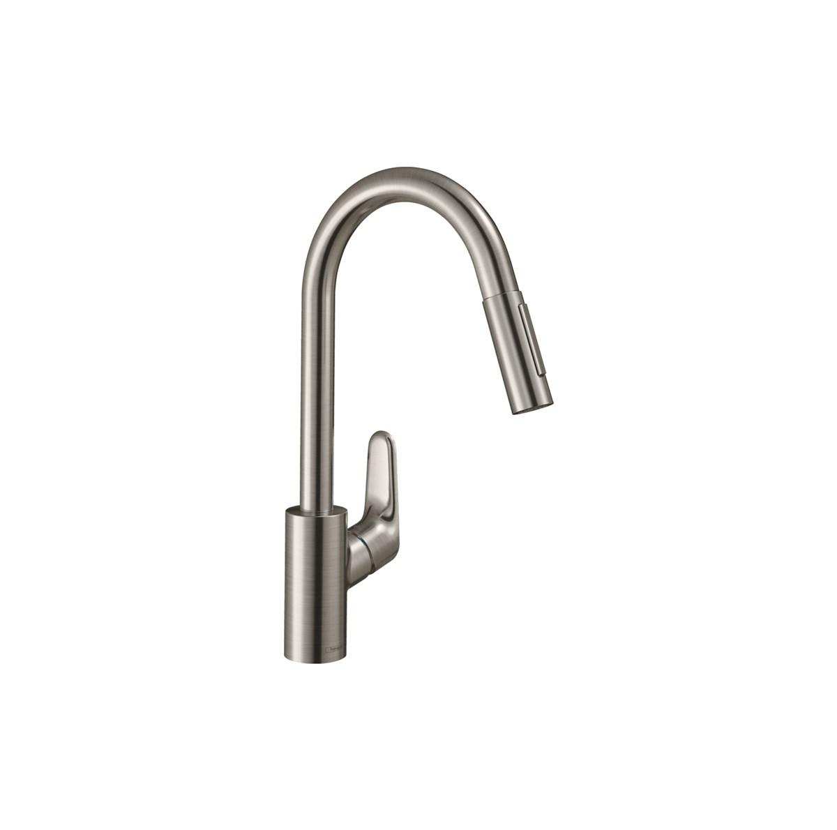Hansgrohe-Focus-M41-Kitchen-Mixer-240-31815800-Matisse-1