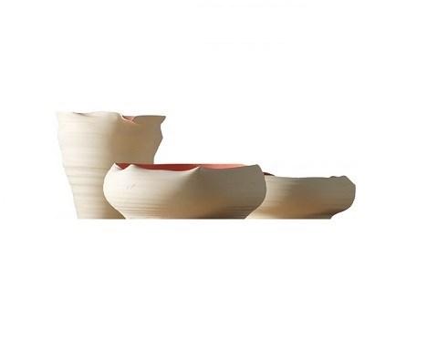 Bdbarcelona Manosa Fang Vases Clear
