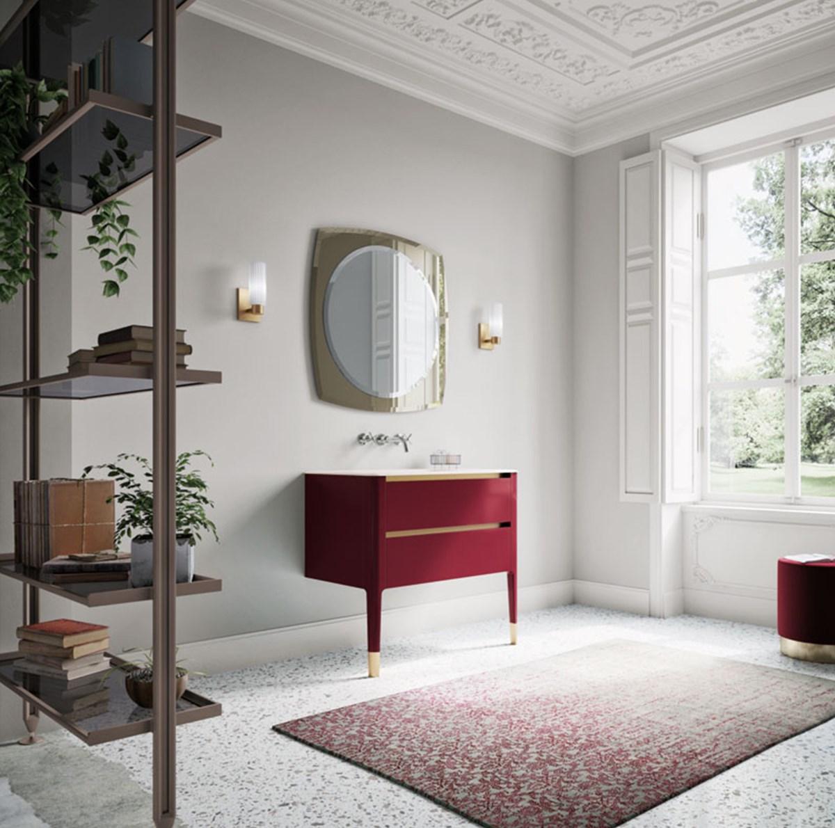Puntotre Art Bathroom1.1 Matisse Contract